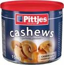 Pittjes saltede cashewnødder på dåse, 150g