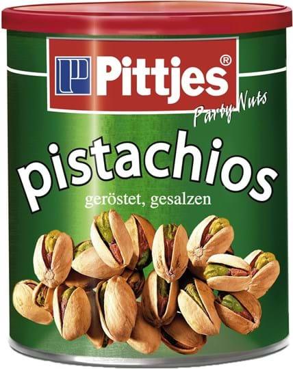 Pittjes Pistachio Roasted Tin, 300g