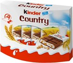 Kinder Country, 211,5g