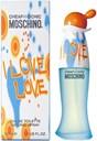 Moschino Cheap & Chic I love love Eau de Toilette 50ml