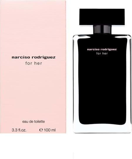 Narciso Rodriguez For Her Eau de Toilette 100 ml