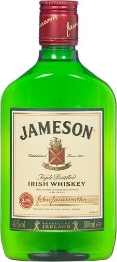 Jameson 40% 0,5L PET