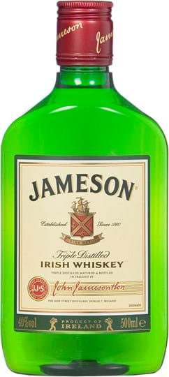 Jameson 40 % 0,5L PET