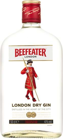 Beefeater Dry Gin, PET