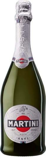 Martini, Asti, Spumante, DOCG, semi-sweet, white