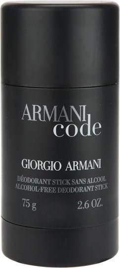 Giorgio Armani Armani Code Deodorantstift 75ml