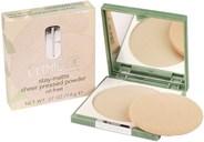 Clinique Stay-Matte Sheer Pressed Powder N°01 Buff
