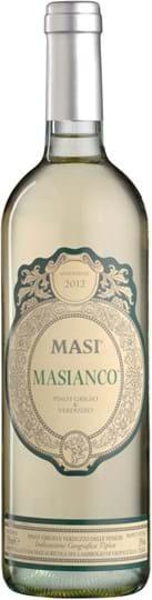 Masi, Masianco, Pinot Grigio/Verduzzo, Veneto, IGP, dry, white