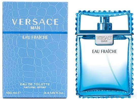 Versace Eau Fraîche Eau de Toilette Spray