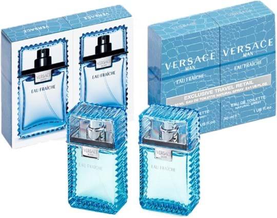 Versace Eau Fraîche Duo cont.: Eau de Toilette  2x30 ml