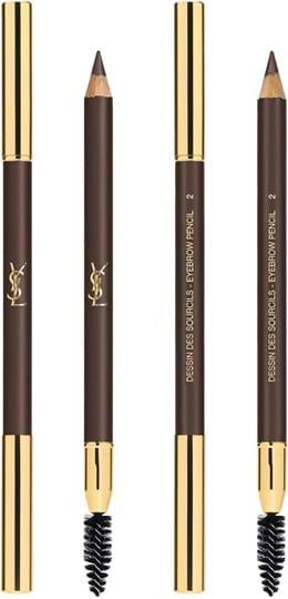 Yves Saint Laurent Dessin de Sourcils Eyebrow Pencil N° 02 Dark Brow