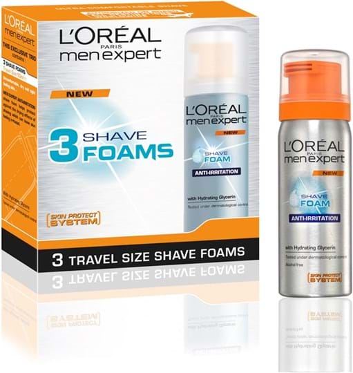 L'Oréal Paris Men Expert Mini Shaving Trio Set