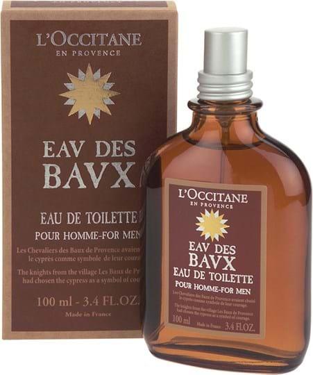 L'Occitane en Provence Men Baux Eau de Toilette 100 ml