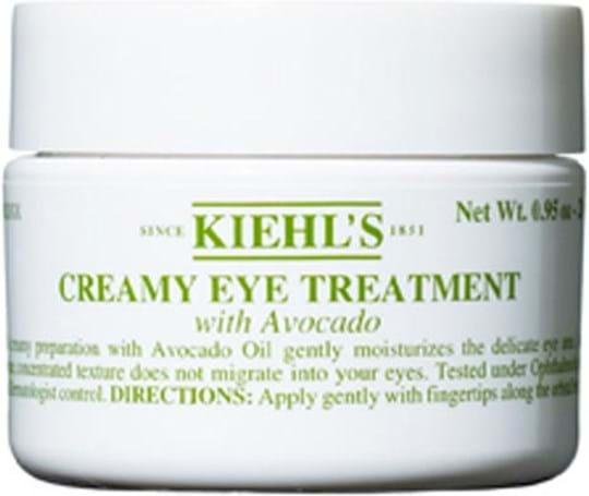 Kiehl`s Eye-Area Preparations Creamy Eye Treatment with Avocado 15 ml
