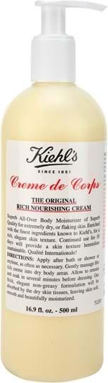 Kiehl`s Creme de Corps - Bottle 500 ml
