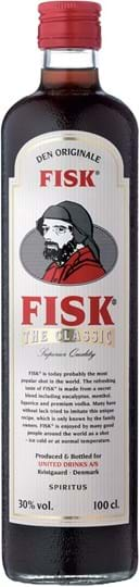 Fisk Classic Vodka Shot 30% 1L