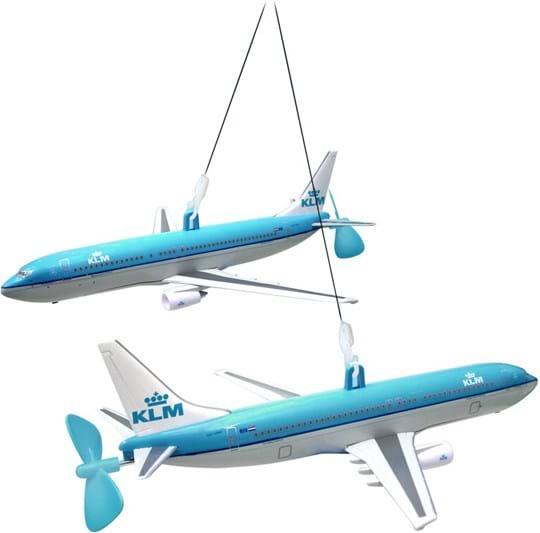 Premier Portfolio KLM Flying Plane