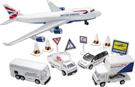 Premier Portfolio, line: PP. British Airways Branded R., airportset