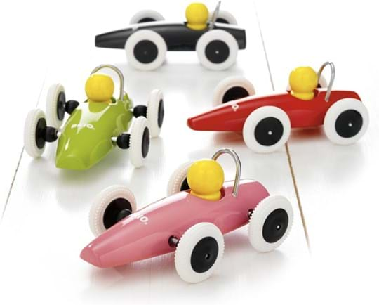 BRIO Race Car Assortment 4 pcs
