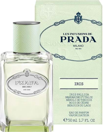 Prada Infusion d Iris Eau de Parfum Natural Spray