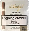 Davidoff Exquisitos (10's)