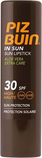 Piz Buin SPF30 Lipstick Aloe Extra Care