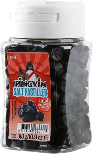 Pingvin salt pastille 310g