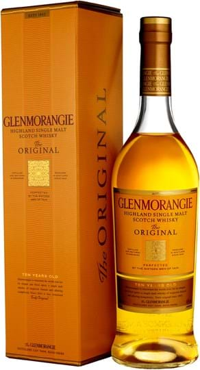 Glenmorangie Original 1L, Giftpack