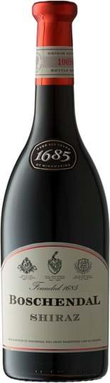 Boschendal, 1685, Shiraz, Wine of Origin, Coastal Region, dry, red, 0.75L