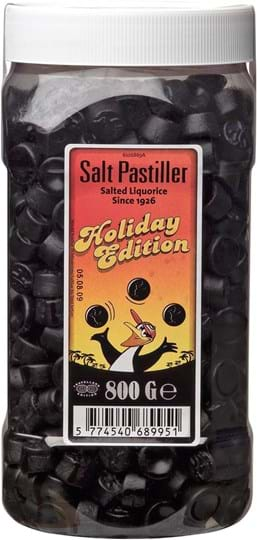 Pingvin Salted Licorice