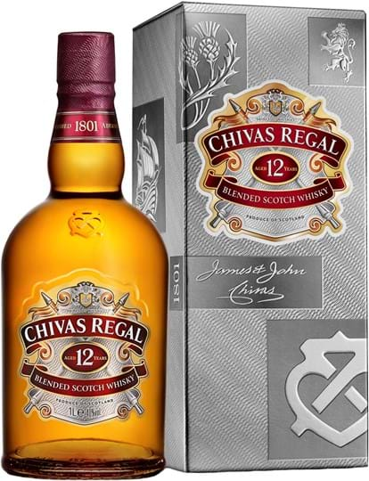 Chivas Regal 12y 40 % 1L