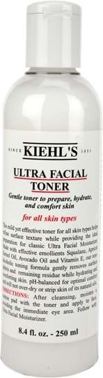 Kiehl's Ultra Facial Moisturizer Milky Toner