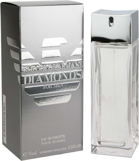 Giorgio Armani Emporio Diamonds For Men Eau de Toilette 75 ml